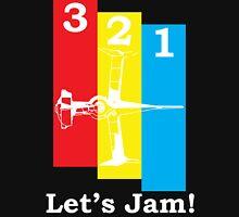 Cowboy Bebop 3, 2, 1, Let's Jam! Unisex T-Shirt