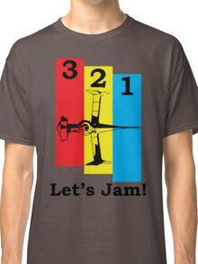 Cowboy Bebop 3, 2, 1, Let's Jam! Classic T-Shirt
