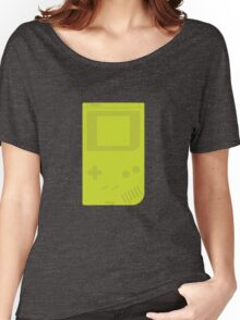 Single Gameboy Neon (black) Women's Relaxed Fit T-Shirt