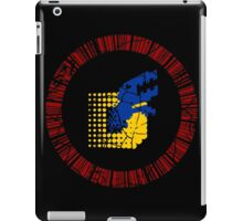 Digimon Tamers Card Symbol iPad Case/Skin