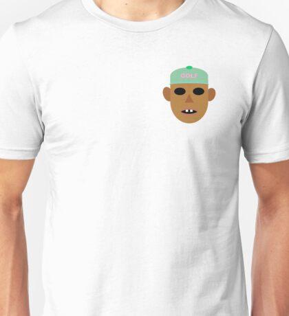 Simplistic 2D Tyler, The Creator Design Unisex T-Shirt