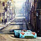 Targa Florio 1970  Porsche 908 Siffert by Yuriy Shevchuk