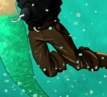 The Siren & the Pirate Sticker