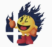 Smash Pac-Man T-Shirt