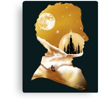 Finding Gallifrey Canvas Print