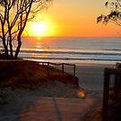 Gold Coast Sunrise by Stuart Row
