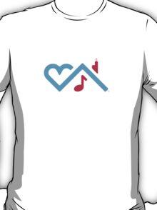 I Love Chicago House Music T-Shirt