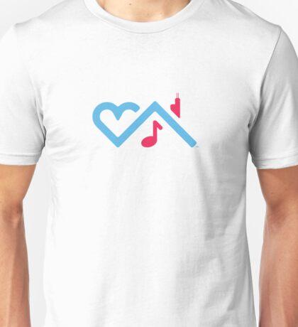 I Love Chicago House Music Unisex T-Shirt