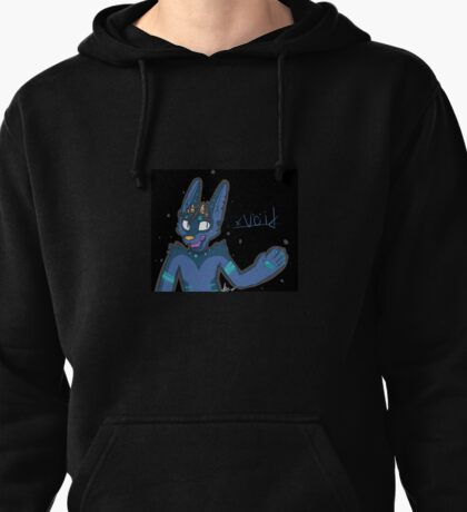 Null and Void Pullover Hoodie