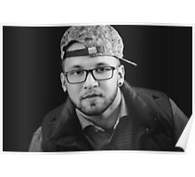 Andy Mineo Design  Poster