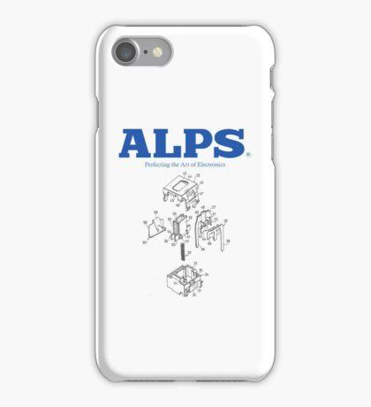 ALPS Key switch iPhone Case/Skin