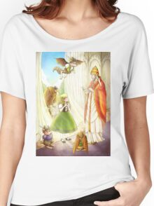Tammy And Pope Innocent Women's Relaxed Fit T-Shirt