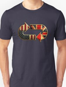 UKUS old  sign T-Shirt