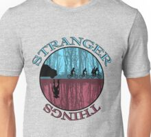 Stranger Things The Upside Down Unisex T-Shirt