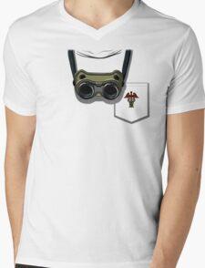 PhD in Horribleness Mens V-Neck T-Shirt