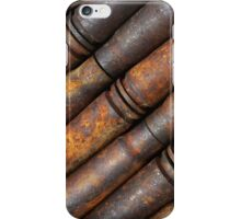 Rusty Shells iPhone Case/Skin