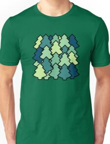 Small Forest Unisex T-Shirt