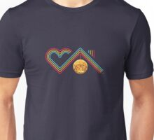 I Love Disco House Music Unisex T-Shirt