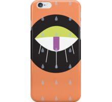 Tangerine Warning iPhone Case/Skin