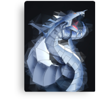 Cyber Dragon  Canvas Print