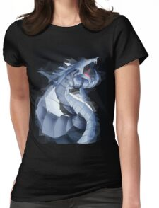 Cyber Dragon  Womens Fitted T-Shirt