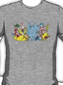 DR SEUSS GROUP SHOT T-Shirt