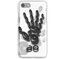 Sound Identity - White iPhone Case/Skin
