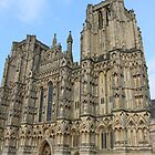 Wells Cathedral by kalaryder
