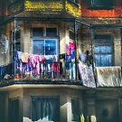 Wash Day by Nigel Bangert