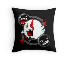 Ghost of Sparta Throw Pillow