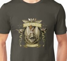 The Tea Bats featuring Tips Von Tea Unisex T-Shirt