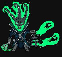Thresh - League of Legends by Stokha