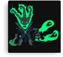 Thresh - League of Legends Canvas Print