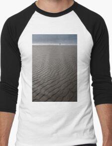 Solitude Men's Baseball ¾ T-Shirt