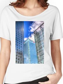 HSBC Tower London Women's Relaxed Fit T-Shirt