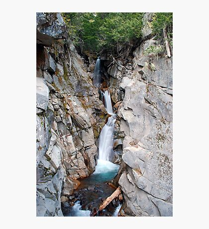 Sequence Falls Photographic Print