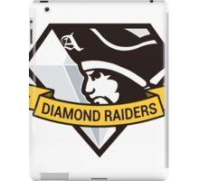 Diamond Raiders iPad Case/Skin