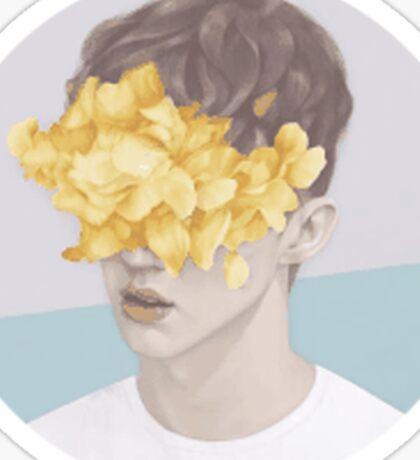 Troye Sivan Wild - Yellow Sticker