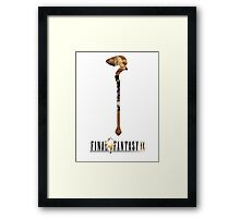 Final Fantasy IX (Vivi) Framed Print