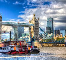 London The City by DavidHornchurch