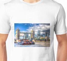 London The City Unisex T-Shirt