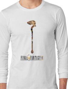 Final Fantasy IX (Vivi) Long Sleeve T-Shirt