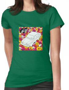 Ok go 6 Womens Fitted T-Shirt
