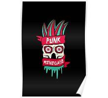 Punk Renegade Poster