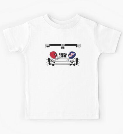 LUCHA58#13 Kids Tee