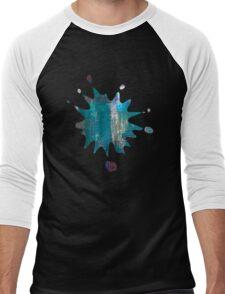 Abstract painting Men's Baseball ¾ T-Shirt