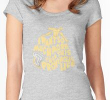 Provincial Life Women's Fitted Scoop T-Shirt