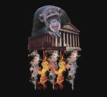 sky monkey #3 Kids Clothes