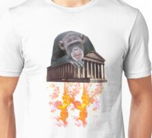 sky monkey #3 Unisex T-Shirt