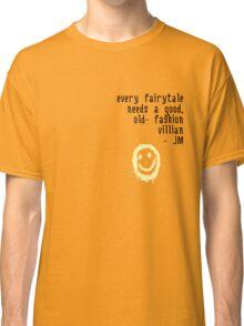 BORED VILLIAN 1 Classic T-Shirt